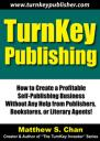 TurnKey Publishing Book Cover Concept